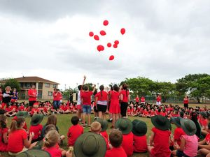 Internet safety as thousands of kids dress in red for Daniel