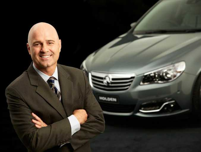 Mike Devereux will soon leave Holden for a new job with General Motors.