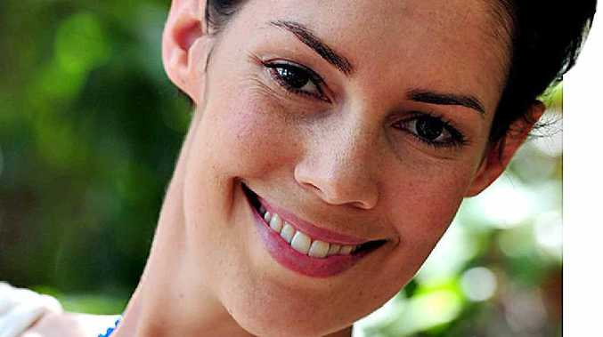 MESSAGE OF HEALTH: Sunshine Coast eco-model Amanda Rootsey is the face of Natural Beauty Week.