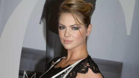 Model Kate Upton.