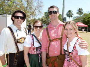 Emu Park gets a taste of Germany at Oktoberfest
