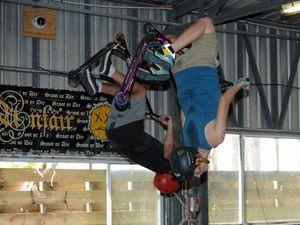 Indoor skate park Rock Off is rocking on again