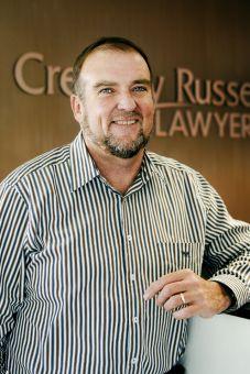 Creevey Russell Lawyers principal Dan Creevey.