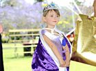 CROWNING ACHIEVEMENT Chantell Claydon, 3, was named Grand Champion of the Jacaranda Beautiful Baby Competition.