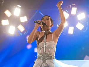 Dami ignores hype despite being favourite to win X Factor