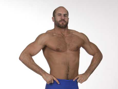 WWE Superstar Antonio Cesaro.