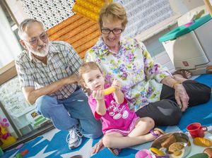Celebrate grandparents on Sunday