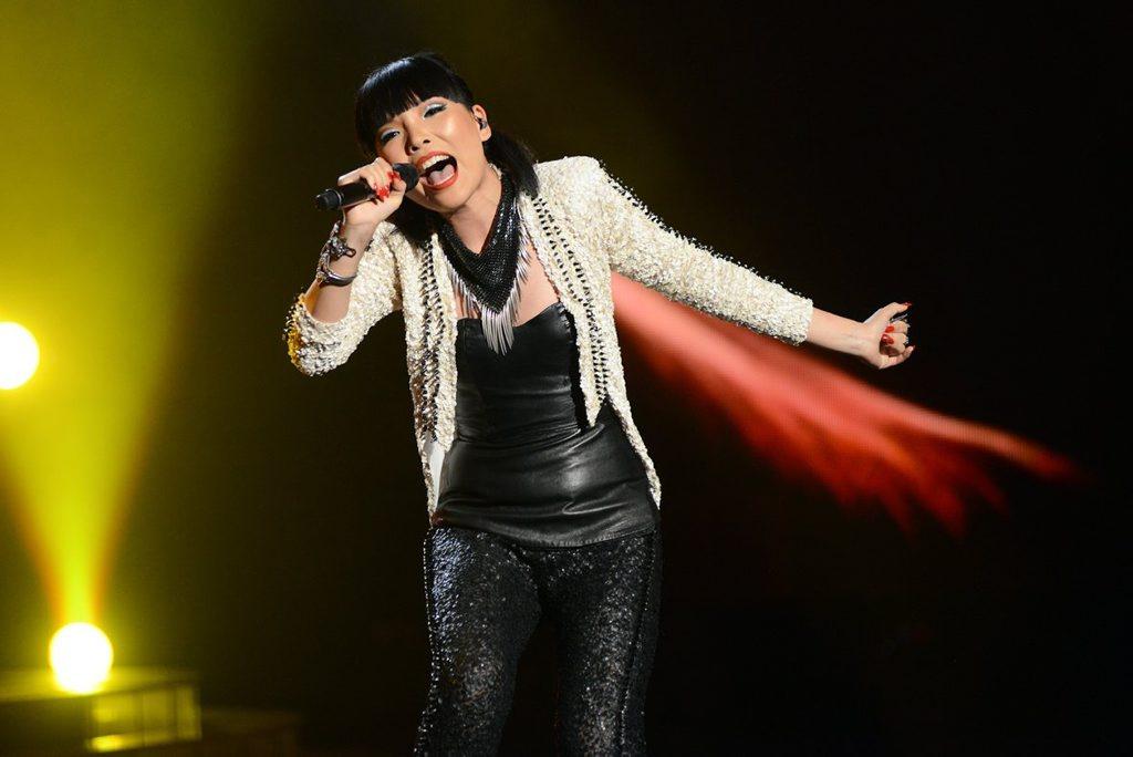 2013 X Factor winner Dami Im.