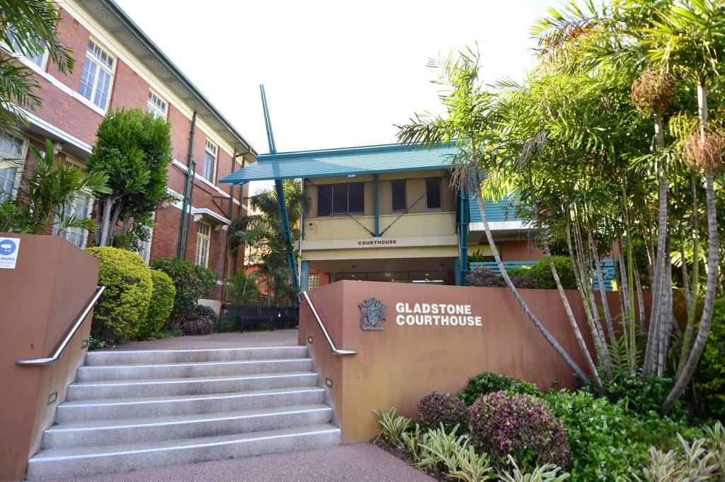 Gladstone Courthouse, Yarroon Street.
