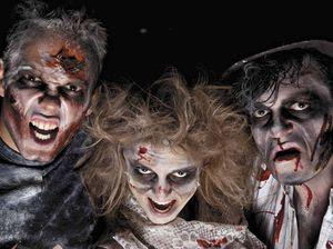 Go zombie stomping