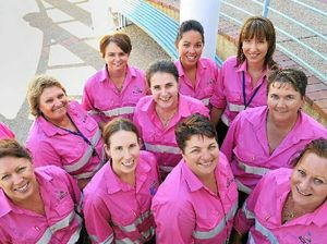 Gladstone turns pink to raise money for breast cancer