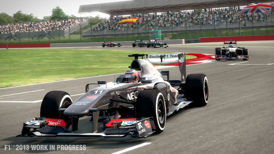The motorsport game gurus from UK-based developer Codemasters have managed the impressive feat of consistently releasing solid F1 games.