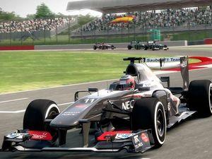 Codemasters' F1 2013 hits the apex beautifully