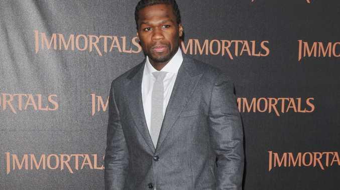 Hip hip artist 50 Cent.