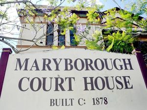 Maryborough man's alleged hotel rampage lands him in court