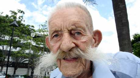 Will you have Toowoomba's ultimate moustache come the end of Movember?