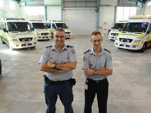 QAS staff recognised for Bundaberg flood response