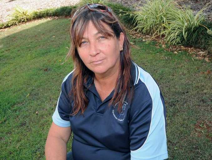 Raelene Davis of Woodburn has lost her regular shifts at her casual job after returning from Sydney as part of a Northern Rivers RFS team helping battle bushfires in the Blue Mountains.