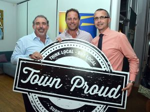 Town Proud enticing shoppers to buy and support local
