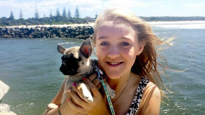 Police are appealing for information about a 13-year-old girl who went missing from her high school at Ballina last week. Police have been told Brianna Briggs was last seen leaving the Burnet Street school early last Wednesday (23 October 2013). Photo Contributed