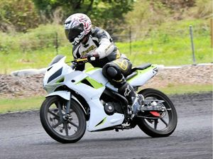 Lismore road racer too swift for opponents with two wins