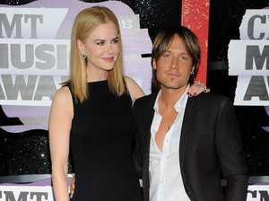 Nicole Kidman reveals Keith wasn't interested
