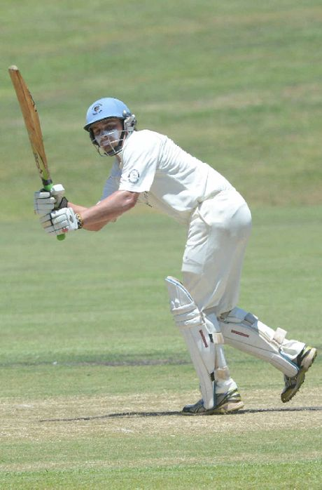 SHIELD HOPES: Batsman Ben Carruthers has been named in the Ballina line-up for the SCG Country Shield match against Lismore on Sunday.