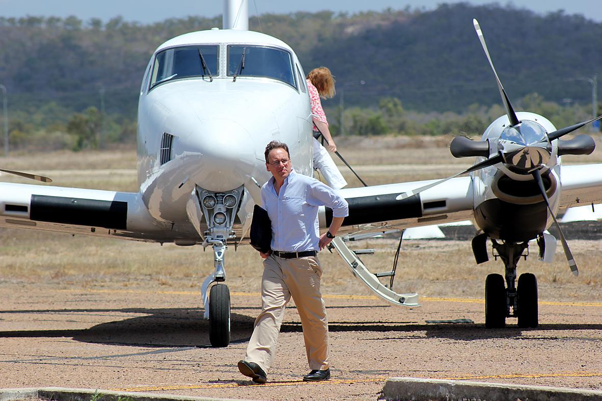 Federal Environment Minister Greg Hunt.