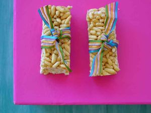 Healthy, homemade snacks that pack a crunch with kids