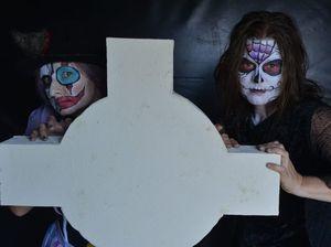 Trick or treat? Halloween 'Carnevil' set to surprise