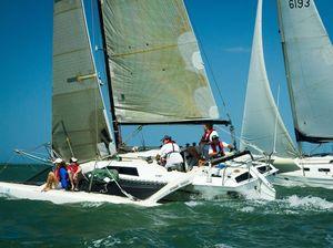 Sailors enjoy Head of Harbour race, dinghy fleet grows