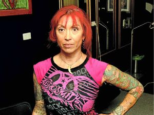 Tattoo parlour says bikie laws will push industry underground