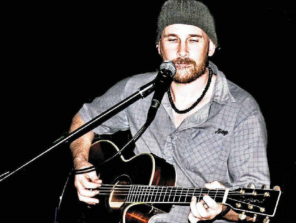 Guitarist Bevan Spiers is set to play Old Bundy Tavern this Saturday night.