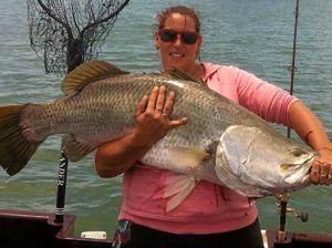 Fantastic hauls for fishers as barra season closes