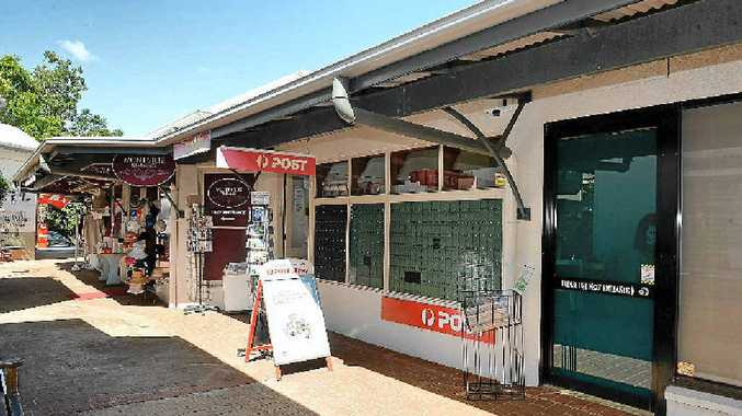POST OFFICE CLOSURE: Montville business owners Pauline Goundrey and Michael Millar.