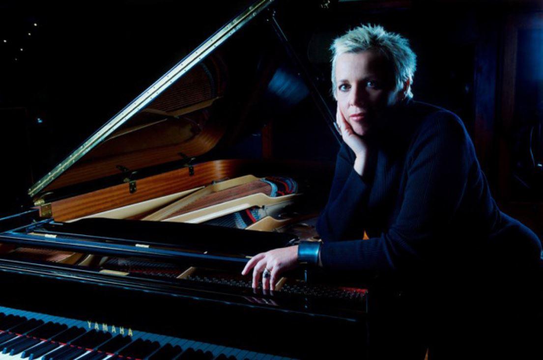 Composer Yantra de Vilder will perform with David Helfgott in Bellingen later this month.