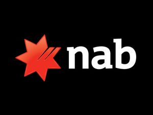 NAB shares fall after 9.3% earnings rise announced