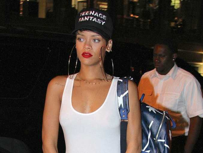 Rihanna's stalker Jonathan Whooper has been ordered to stay away from her for the next two years.