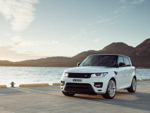 Range Rover Sport is a plush athletic big beast