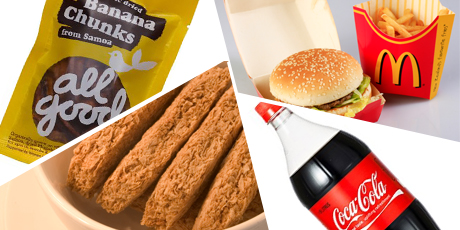 Some of the best and worst foods for kids. Photo / Supplied, Thinkstock, NZH