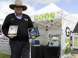 Graintec wins machine of the year award