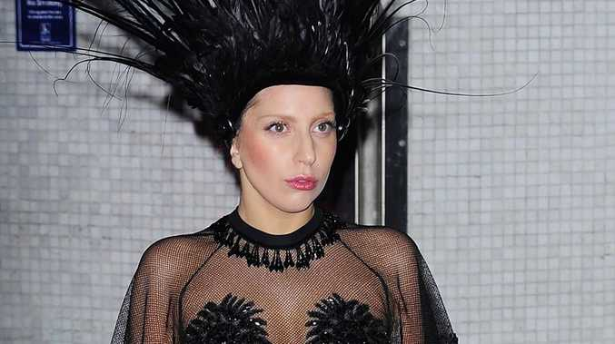 Lady Gaga battled depression in 2013.