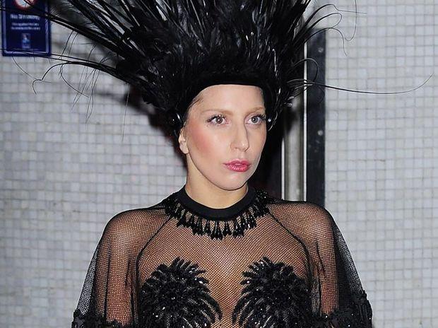 Lady Gaga battled depression in 2013.