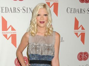 Tori Spelling hospitalised for 'stress'