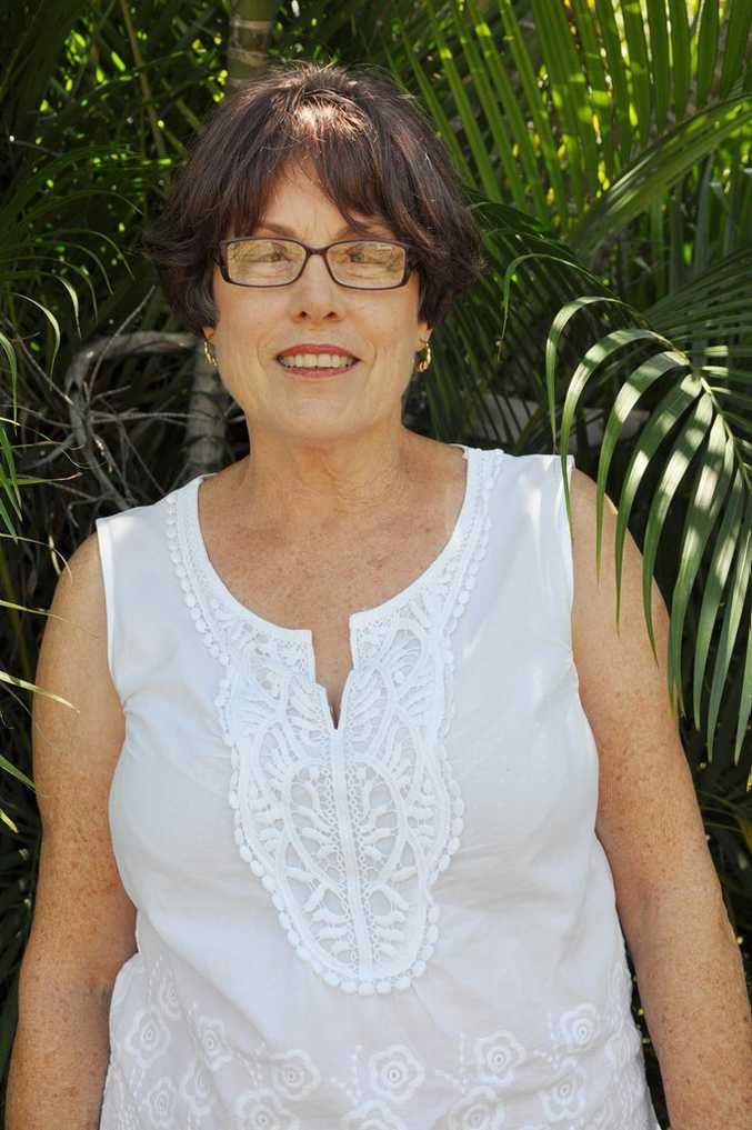 Jan Kelly said she will fight for the community if elected as Councillor for the new council. Photo Trish Bowman / Capricorn Coast Mirror