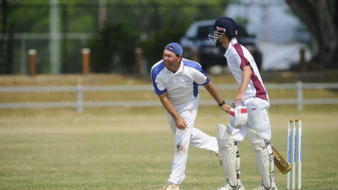 Matthew Pigg during the premier league game between Brothers and Tucabia-Copmanhurst at Ellem Oval on Saturday. Photo JoJo Newby / The Daily Examiner