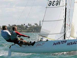 Bundaberg Sailing Club come back from flood havoc