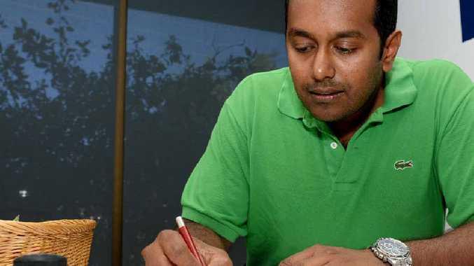 Apu Kharidi shares his love of calligraphy.