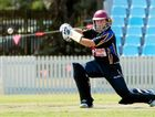 Souths batsman Alex Machin will line up for Mackay Whitsunday Cyclones this weekend.