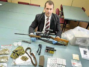 Police expect drop in drug supply as bikie laws bite
